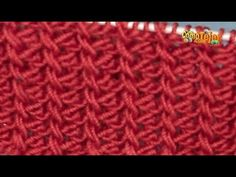 How to Knit Wonderful-Don& Twist-Don& Twist 2 Needles - YouTub . Knitting Stiches, Knitting Videos, Knitting Charts, Lace Knitting, Crochet Stitches, Baby Sweater Patterns, Baby Knitting Patterns, Knitting Designs, Crochet Blanket Tutorial