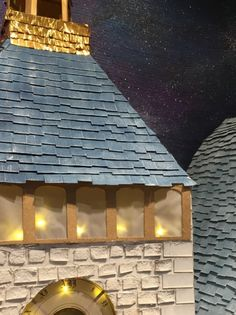 A behind-the-scenes glance of some of our Christmas 2015 shop window displays!