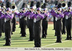 Ben Davis High School Marching Band 2011