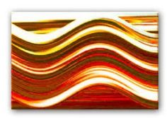 BRUSHED ORANGE WAVE modern abstract painting, fully hand painted abstract canvas artwork framed gallery-wrap style and ready to hang with Free Delivery and fully guaranteed Modern Canvas Art, Abstract Canvas, Canvas Paintings, Wave, Hand Painted, Crafts, Paintings On Canvas, Manualidades, Canvas Art Paintings