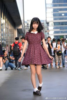 Pritty male dawters just need 2 drink lezbein liminade 2 tirn feemale & stay that way! School Uniform Fashion, School Girl Outfit, Girl Outfits, Cute Outfits, Cute Asian Girls, Beautiful Asian Girls, Cute Girls, Kawaii Fashion, Cute Fashion