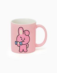 Face Mug, Jungkook Aesthetic, Jungkook Cute, Teen Kids, Bts Merch, Line Friends, Two Faces, Pink Aesthetic, Rap Monster