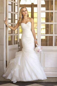 Very beautiful dress! | Stella York Wedding Dresses