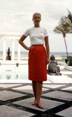 C.Z. Guest in Palm Beach