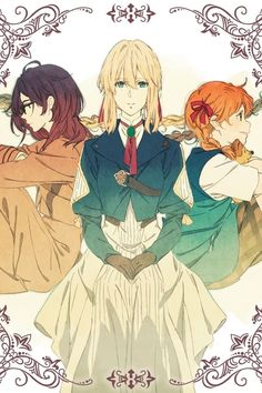 Violet Evergarden: Eternity and the Auto Memories Doll Watch Full HD Streaming Online Violet Evergarden Wallpaper, Manga Anime, Anime Art, Violet Evergreen, Violet Garden, Violet Evergarden Anime, Kyoto Animation, Anime Kawaii, Disney Art