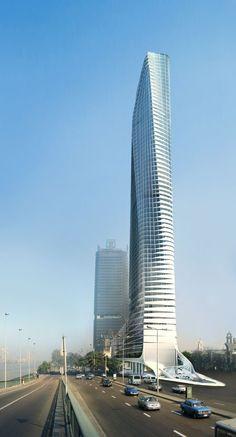 Jewel Of The Nile - Zaha Hadid #Architects                                                                                                                                                                                 More