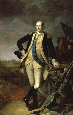 George Washington at Princeton | PAFA - Pennsylvania Academy of the Fine Arts