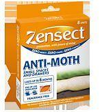 zensect anti moth | eBayZensect Anti-Moth small spaces and drawers - 8 units per box and last up to 6 months