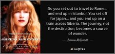 TOP 9 QUOTES BY LOREENA MCKENNITT | A-Z Quotes