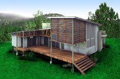 Casas Ecológicas Baratas - http://www.casaprefabricada.org/casas-ecologicas-baratas