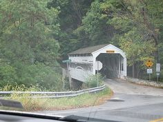 I miss this bridge. Just outside of Valley Forge Park.