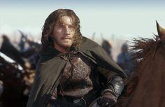 Faramir at the Pelennor