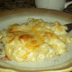 Creamy mac 'n cheese