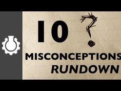 10 Misconceptions Rundown