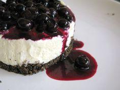 áfonya torta