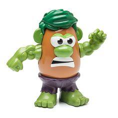 Hulk Potato Head, I or Kaiden needs this.