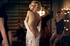 Ginta Lapina by Vincent Peters