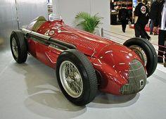 Alfa Romeo 1951 tipo 159 monoposto