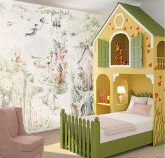 New Ideas Bedroom Wardrobe Girls Baby Bedroom, Baby Boy Rooms, Little Girl Rooms, Girls Bedroom, Cool Kids Bedrooms, Kids Bedroom Designs, Kids Room Design, Nursery Room Decor, Bedroom Decor