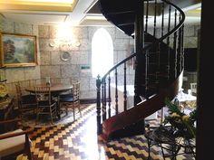 Sala de TV #castelo #hotel #viagem #trip #petropolis #itaipava
