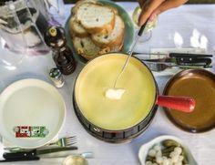 Une image de Les meilleures fondues de Suisse romande