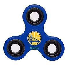 Golden State Warriors NBA 3 Way Spinners Fidget Toy Finger Spinner -PRE-ORDER