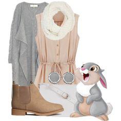 Disney Bound: Thumper