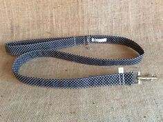 Each of our Dog Leads has a padded handle, useful D ring to attach a Waste/ Treat bag carrying pouch and swivel trigger hook to attach to one of our matching collars.