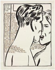 【Raymond Pettibon】(USA) http://www.artnet.com/artists/raymond-pettibon/