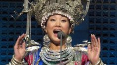 China deploys folk singer to disputed Spratly Islands  -  May 4, 2016 -     Popular military entertainer Song Zuying performs in front of hundreds of troops on the reclaimed Fiery Cross Reef in the disputed South China Seas.