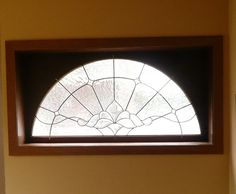 Half+Circle+Stained+Glass+Patterns | Vinery Glass stained glass arched bevel window