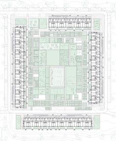 Ellebo Housing, new site plan