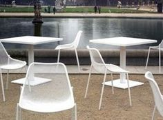 EMU - Round Outdoor Table