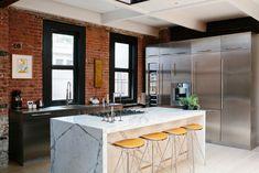 Søren Rose's Tribeca loft is the perfect Scandinavian-New York hybrid.