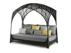 HAGIA Canopy garden sofa by KENNETH COBONPUE design Kenneth Cobonpue