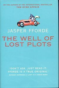 The Well of Lost Plots by Jasper Forde Book Nerd, Reading Lists, Audio Books, New Books, Jasper, Clever, This Book, Things To Come, Lost