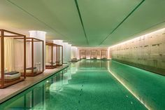 Located in Knightsbridge on the edge of Hyde Park, London's Bulgari Hotel is both a haven of calm in the centre of the city and yet under a minute's walk from such landmarks as the famous Harrod's department store. Since opening in 2012 the Bulgari has set new standards among the luxury hotels of the British capital...