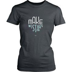 Make Mistak(e)s Womens Tee
