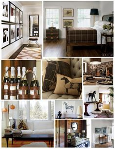 I will always love equestrian decor