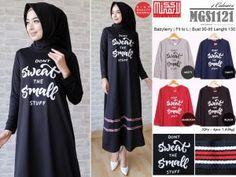 Baju Gamis Muslim Lengkap   grosir busana wanita mangga dua MGS1121 5ce17cecf4