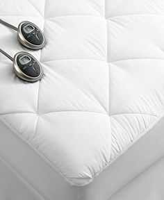 Slumber Rest Premium Heated Mattress Pads | Macys.com Nice Ideas