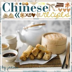 Chinese recipes ♥