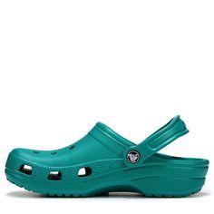 055ceea1575418 Crocs Women s Classic Clog Shoes (Tropical Teal) Crocs Clogs