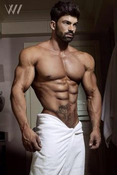 Sergi Constance: The Male Power