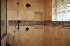 Bathroom Shower Tile Design Ideas Photos ~ Best shower tile designs images master bathrooms