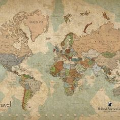 Maps Online - National Geographic World Map Wall Mural World Map Art, World Map Canvas, Executive Fashion, Executive Style, National Geographic Maps, European Map, Wall Maps, Wall Mural, Wall Art For Sale