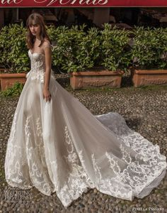 Pinella Passaro 2018 Wedding Dresses