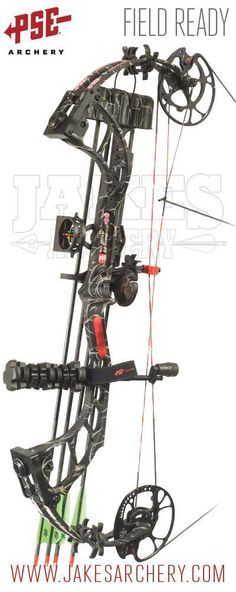 PSE Bow Madness 32