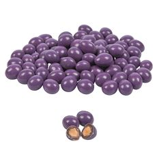 Dark Purple Chocolate-Covered Almonds - OrientalTrading.com