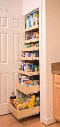 What about Kitchen storage facilities in your house? When I have 49 interesting pictures about this Kitchen storage. Hope can help you to get inspiration furniture in your kitchen. 33 kitchen storage epic and great ideas 43 kitchen storage epic … Kitchen Ikea, Smart Kitchen, Kitchen Small, Kitchen Decor, Kitchen Island, Kitchen Shelves, Awesome Kitchen, Beautiful Kitchen, Kitchen Drawers